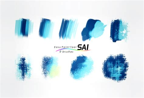 paint tool sai pack paint tool sai brushes pack ggettfs
