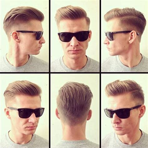 How To Do A Mens Prohibition Haircut