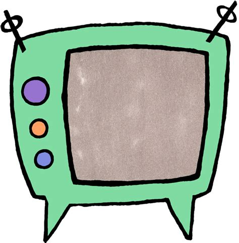 tv clipart menonton pencil and in color tv clipart menonton tv clipart carton pencil and in color tv clipart carton