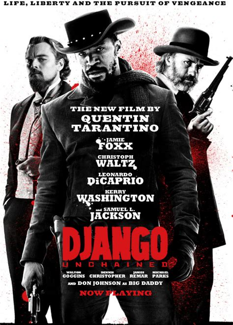 quentin tarantino film list imdb django unchained 2012 movie