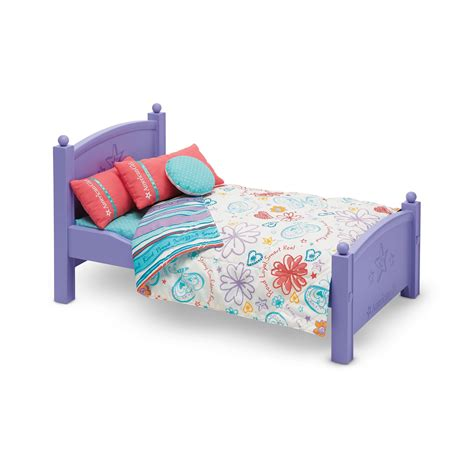 american girl beds floral bed collection american girl wiki fandom powered by wikia