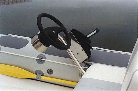 inflatable boat steering console building a stitch glue boat in fiji page 7 boat