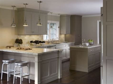 the essential points of kitchen cabinets light grey color