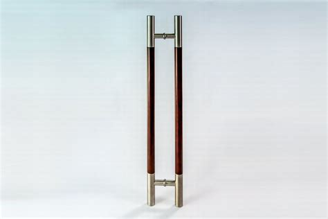 Exterior Door Pull Handles Eisenhower Modern Contemporary Door Pulls Handles For Entry Entrance Gate Wood Chrome