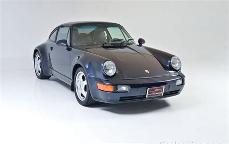 widebody porsche 1994 porsche 964 c4 widebody wide and