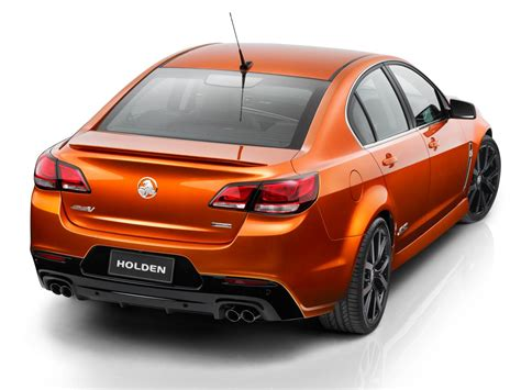 holden ssv holden cars news ss v to feature 6 2l v8