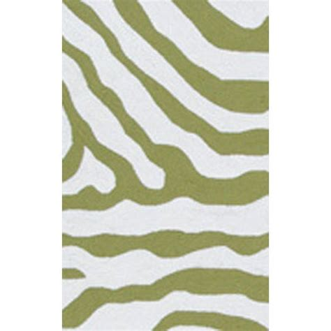 8x10 zebra rug zebra green white 8x10 sku rugm 25221e machine made area outdoor rugs dfohome