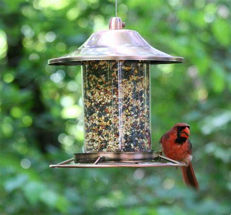 pet copper panorama bird feeder 312c the home depot