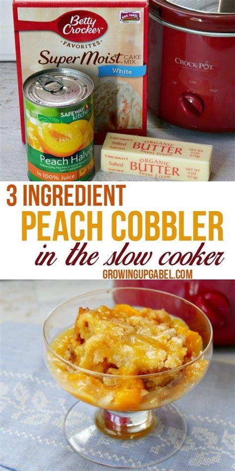 easy cobbler recipe with cake mix easy cobbler recipe cake mix