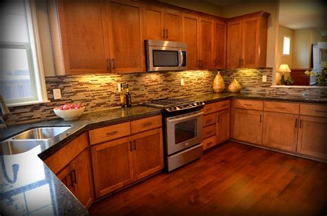 Kitchen Backsplash Granite by Cabinetry