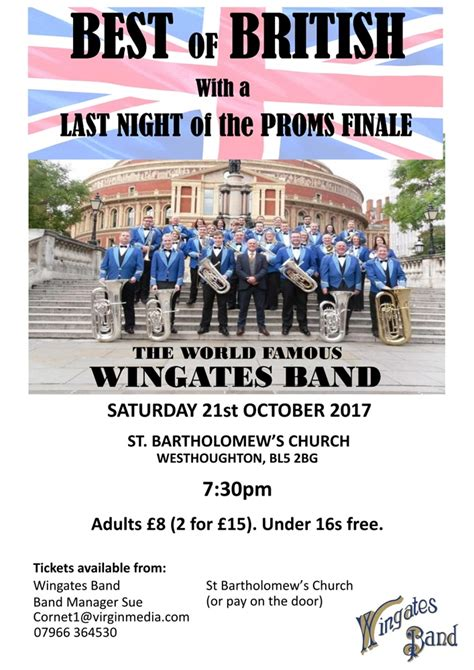 17 Best Images About Cheers To The Brits On - westhoughton community network wingates brass band