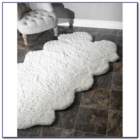 Fur Rugs Ebay by White Faux Fur Rug Ebay Rugs Home Design Ideas