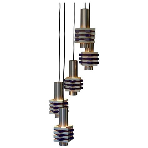 Adjustable Lighting Fixtures Mid Century Modern Adjustable Light Fixture Or Chandelier For Sale At 1stdibs