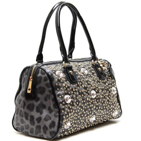 Leopard Print Shoulder Bag fashion leopard print shoulder bag animal print onsale