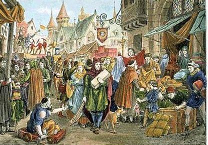 living medieval