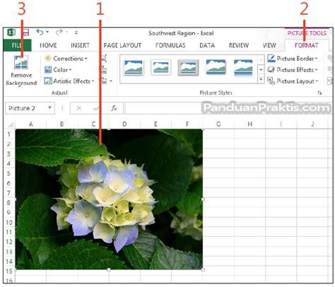 format menganalisis artikel tutorial excel