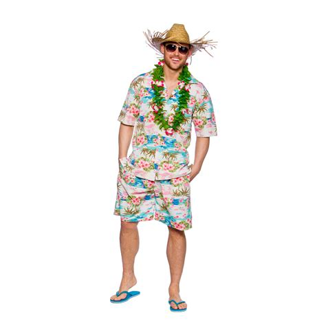 hawaiian themed party outfits adults hawaiian party guy fancy dress up party halloween