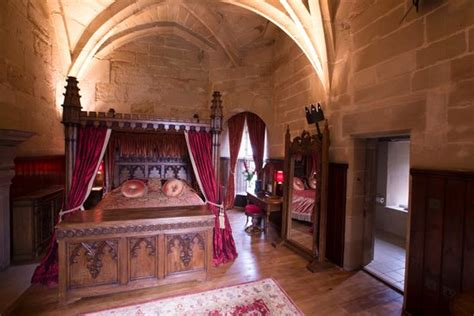 Castle Tower Bedroom warwick castle tower suites reviews photos price