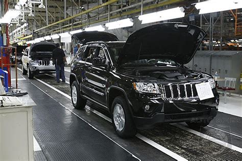 Chrysler Manufacturing Plants by Chrysler Manufacturing Plants In Mexico