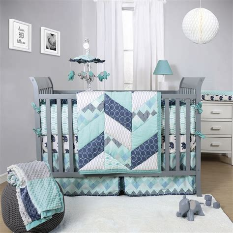 Boy Nursery Bedding Sets Best 25 Teal Baby Nurseries Ideas On Pinterest Teal Baby Rooms Baby Boy Bedroom Ideas And