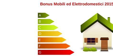 bonus mobili e elettrodomestici bonus mobili ed elettrodomestici in sintesi cose di casa
