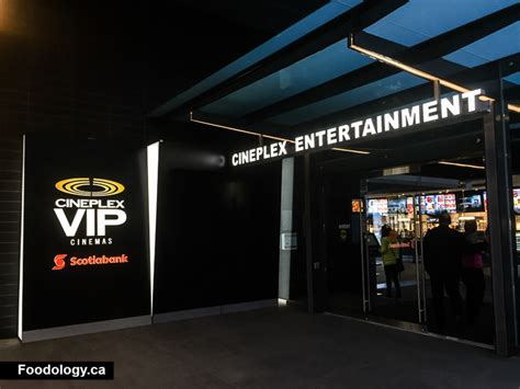 cineplex westmount cineplex vip cinemas open in vancouver at marine gateway
