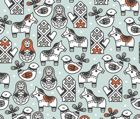pattern symbols quiz folk symbols seamless pattern fabric adehoidar spoonflower