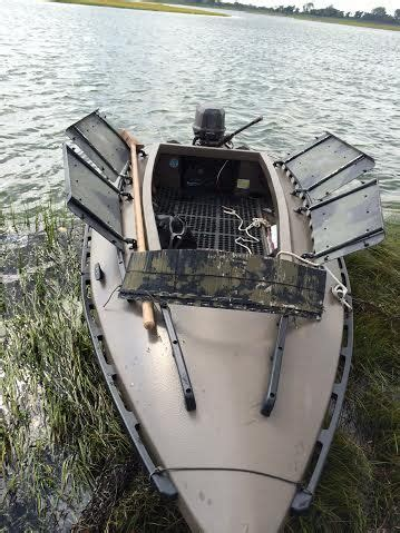 duck hunting jon boat build 1000 images about diy boats on pinterest duck boat