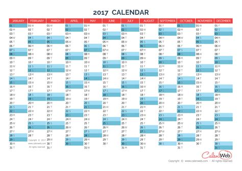 2017 yearly calendar template word prade co lab co