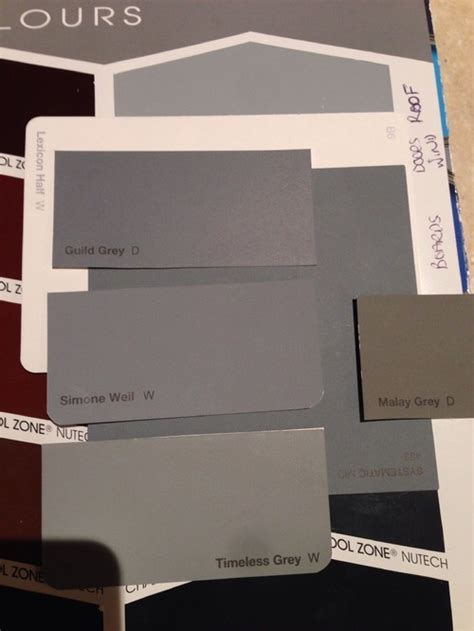 Paint Matching great grey dilemma