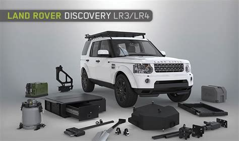 land rover discovery lr3 lr4 accessories land rover