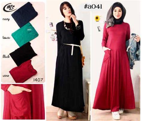 Harga Gamis Merk Sofiya gamis remaja namira a041 baju muslim modern butik jingga