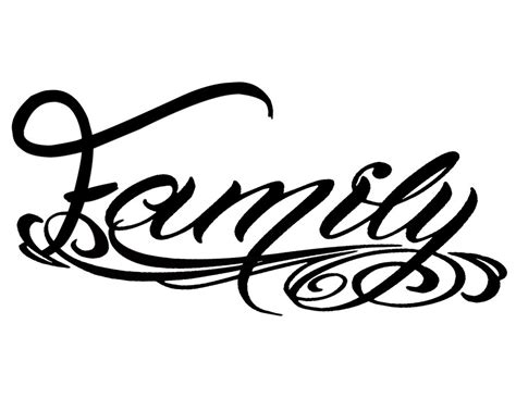 famous family tattoo designs family design by twstdnbrkn on deviantart