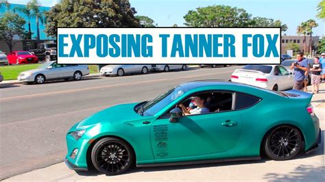 subaru frs tanner fox tanner fox scrapes front splitter at sd wrap youtube