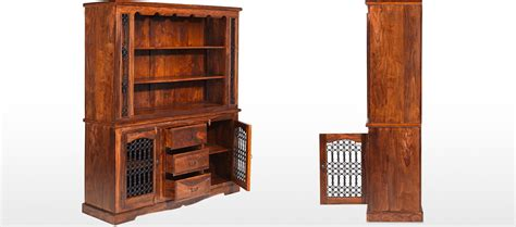 Sheesham Dresser by Jali Sheesham Dresser Quercus Living