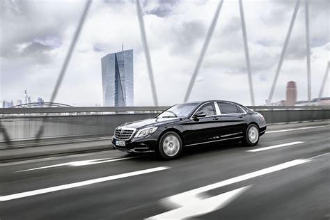 Auto Bild 02 2016 by Mercedes Maybach S600 Guard Făcut Să Reziste Headline