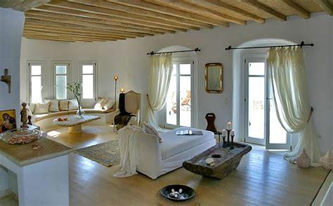 greek home interiors top 10 villas in greece