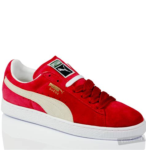 mens boys suede casual lace suede leather skate sport