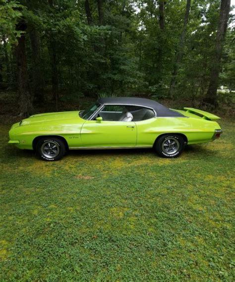 online auto repair manual 1971 pontiac gto user handbook 1971 pontiac sport lemans w fact t41 gto app pkg buildsheet protect o plate for sale