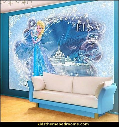 frozen wallpaper decor 17 best ideas about disney frozen bedroom on pinterest