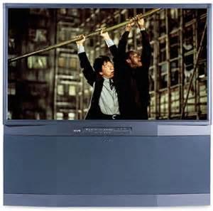 Mitsubishi 55 Tv Mitsubishi Ws 55859 55 Inch Hdtv Sound Vision