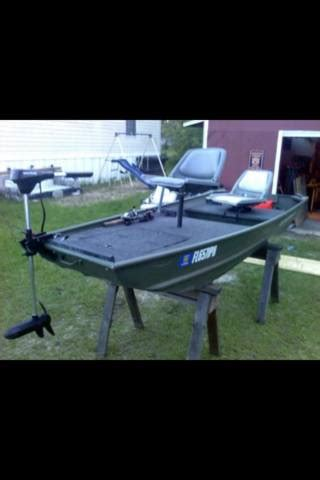 alumacraft 12 foot jon boat for sale 2012 alumacraft modified jon boat pensacola fishing forum