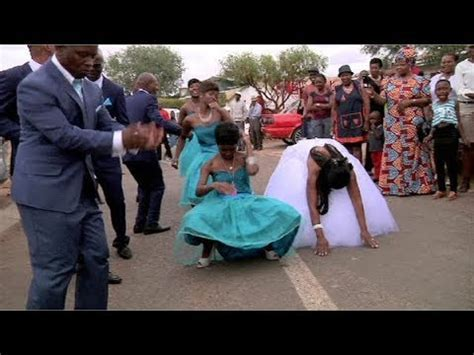 South African Best Wedding Steps (2018)   YouTube
