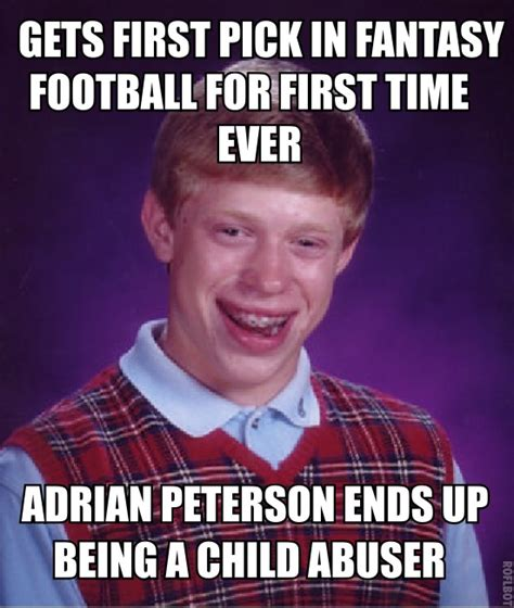 Adrian Peterson Memes - where i inappropriately process the adrian peterson