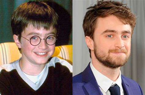 actor harry potter the child stars of harry potter then and now goodtoknow