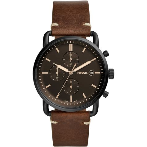 Fossil Chronograph chronograph fossil commuter fs5403 chronographs