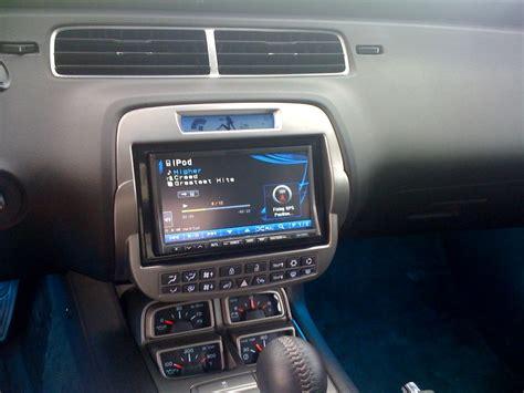 2010 camaro radio dash kit din dash kit camaro5 chevy camaro forum camaro