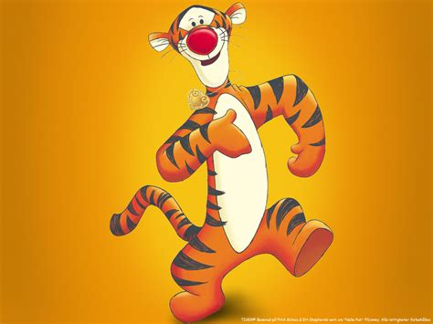 wallpaper tiger disney tigger wallpaper