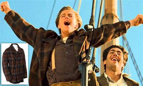 leonardo dicaprios titanic im  king   world