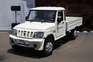 bolero new car mahindra bolero maxi truck plus launched at rs 4 33 lakhs